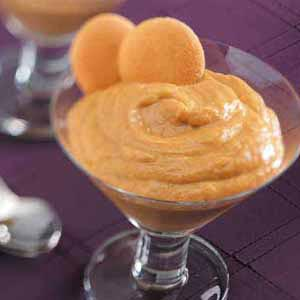 Pumpkin Pudding Dessert