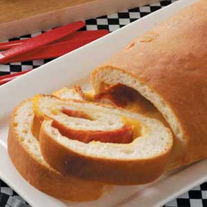 Pit-Stop Stromboli Recipe