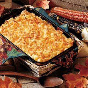 Sour Cream Scalloped Potatoes Recipe