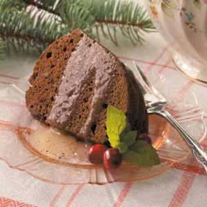 Steamed Chocolate Pudding Recipe