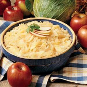 Sauerkraut Side Dish Recipe