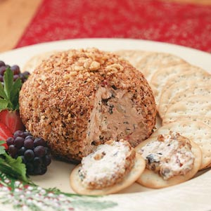 Greek Cheese Balls Recipe