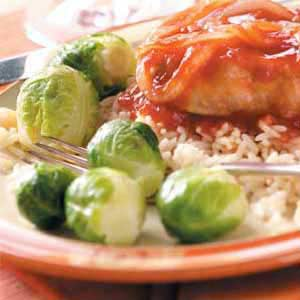 Buttery Brussels Sprouts Recipe