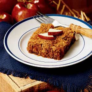 Cinnamon Apple Cake Recipe