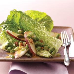 Asparagus & Pear Salad Recipe