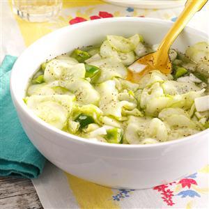 Favorite Cucumber Salad Recipe