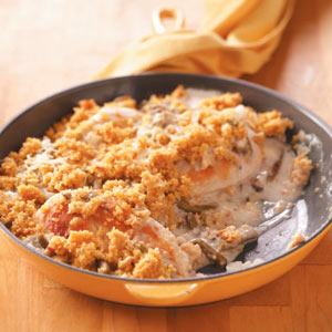 Stovetop Chicken 'n' Stuffing Recipe