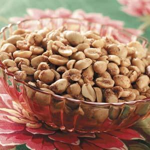 Toffee-Coated Peanuts Recipe