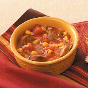 Turkey Gumbo in a Jiffy Recipe