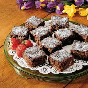Banana Nut Brownies Recipe