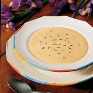 Cheddar Cheese Soup Recipe