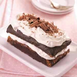 Dark Chocolate Pecan Cake Recipe