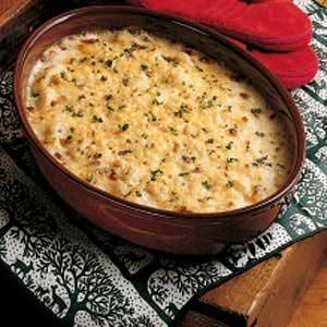 Potato Dumpling Casserole Recipe