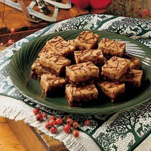 Double-Decker Brownies Recipe