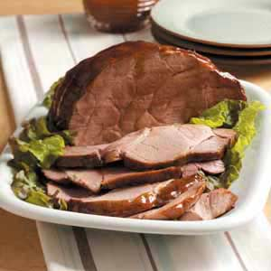 Contest-Winning Teriyaki Pork Roast Recipe