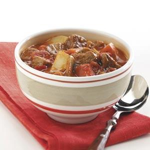 Slow Cook Beef Stew Recipe