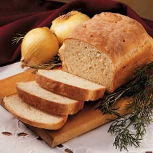 Onion Herb Bread Recipe