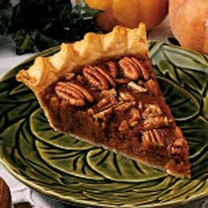 Pumpkin and Pecan Pie Recipe
