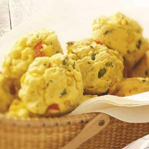 Jalapeno Corn Muffins Recipe