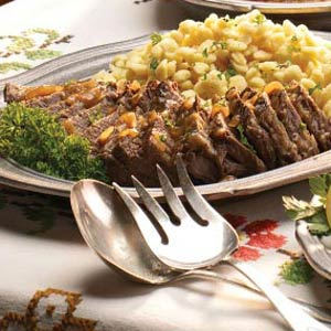 Old-Country Sauerbraten Recipe