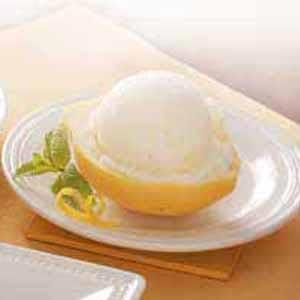 Lemon Sherbet Recipe