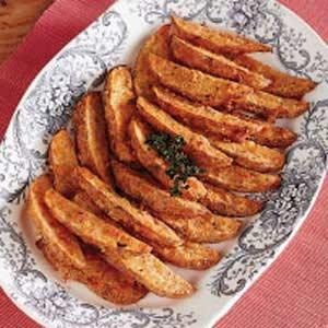 Texas Potato Wedges Recipe