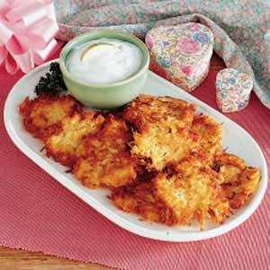 Potato Apple Pancakes Recipe