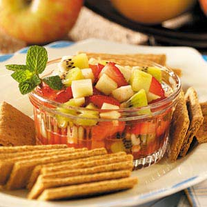 Fruit Salad Salsa Recipe