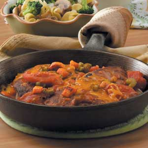 Tender Round Steak Recipe