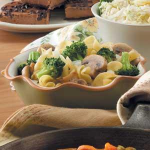 Broccoli and Noodles Recipe