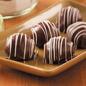 Crispy Peanut Butter Balls Recipe