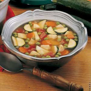 Harvest Chicken Soup Recipe