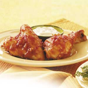 Broiled Spicy Chicken Recipe