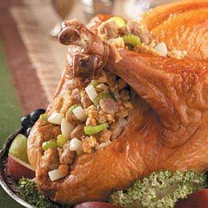 Pear Stuffing For Turkey Recipe Taste Of Home