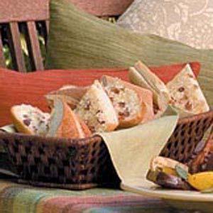 Bacon Garlic Bread Recipe