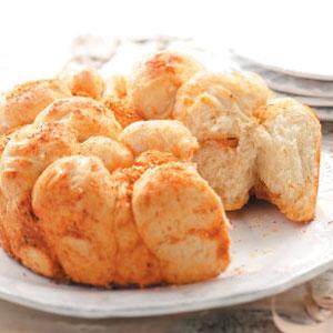 Herbed Parmesan Monkey Bread Recipe