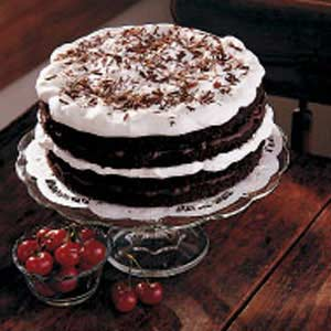 Black Forest Torte Recipe