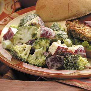 Waldorf Salad with Broccoli Recipe