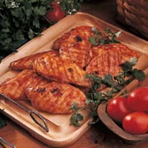Picante-Dijon Grilled Chicken Recipe