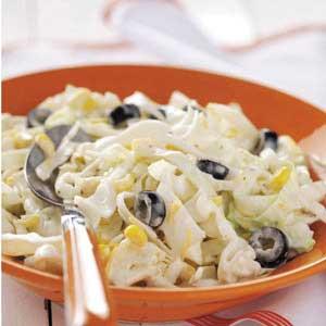 Calypso Coleslaw Recipe