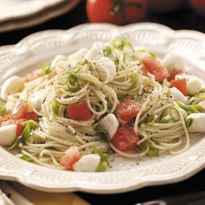 Scallop Pasta Salad Recipe