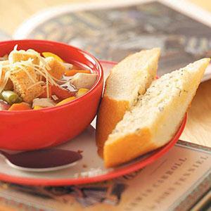 Go-Go Garlic Bread Recipe