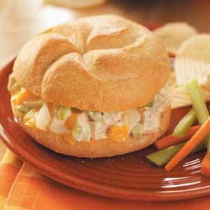 Hot Turkey Bunwiches Recipe
