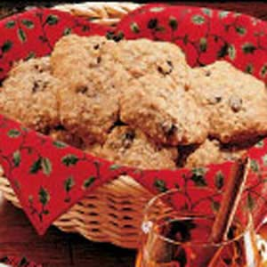 Low-fat Oatmeal Cookies Recipe