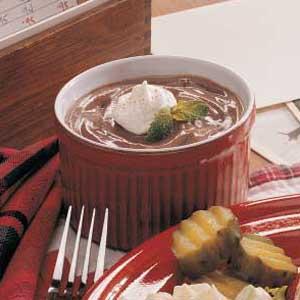 Chocolate Pudding Mix Recipe