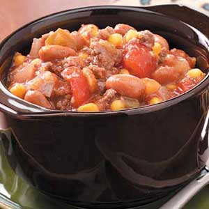 Flavorful Southwestern Chili