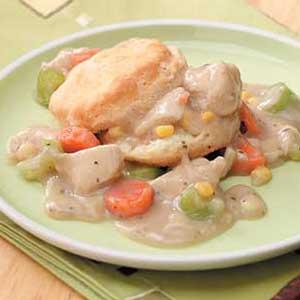 Best Chicken 'n' Biscuits Recipe