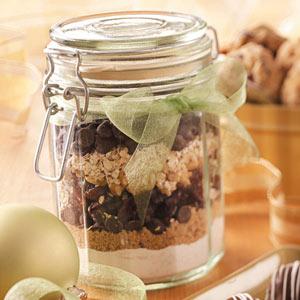 Cranberry-Chocolate Chip Cookie Mix Recipe