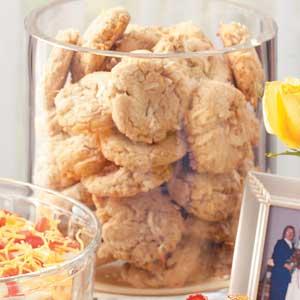 Coconut Drop Cookies Recipe