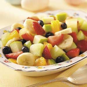 Six-Fruit Salad Recipe